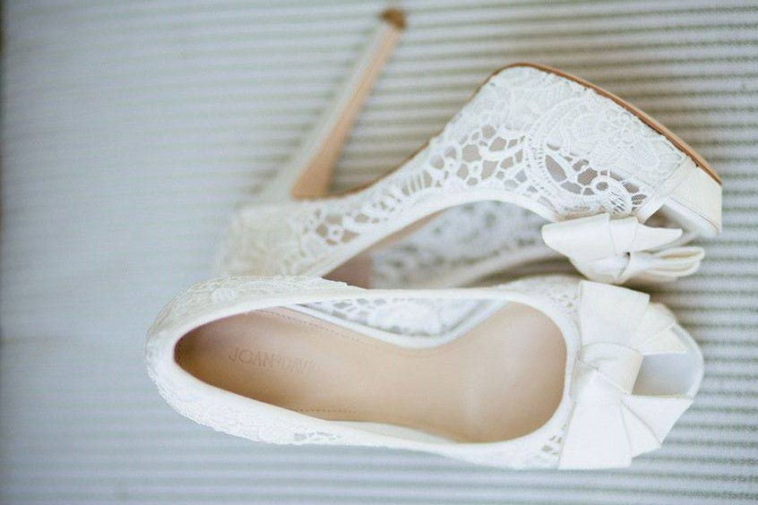 40 Scintillating Vintage Wedding Shoes To Wear On Themed