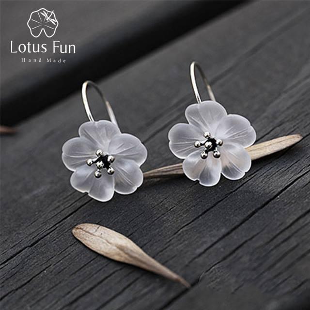 Handmade Beautiful Drop Earrings