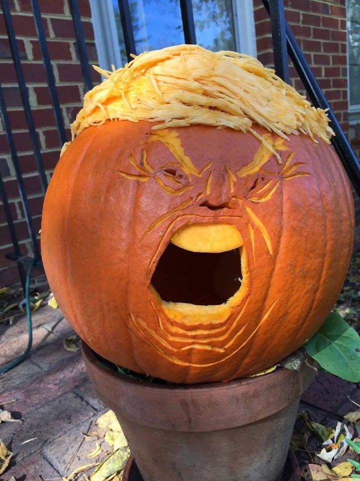 55+ Unique And Spooky Pumpkin Carving Ideas To Pep Up Your