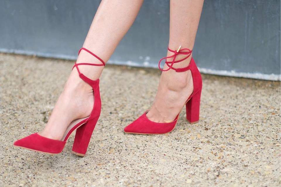 6bf6f261926 45 Elegant Ankle Strap Pumps That Are Hot This Season