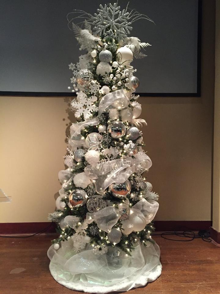chic christmas tree decoration - Unique Christmas Tree
