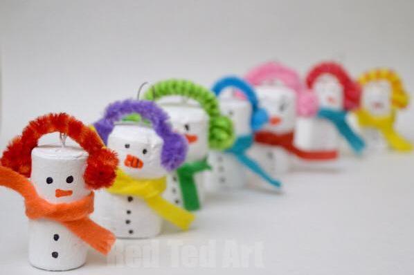 Beautiful Christmas Felt Crafts Products