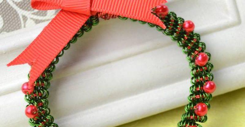 Marvelous DIY Christmas Wreath Design
