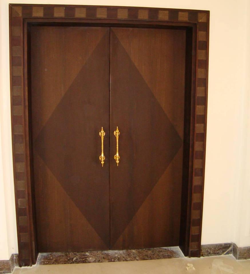Perfect Wooden Front Door Design Blurmark