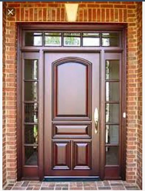 Superieur Wooden Main Door