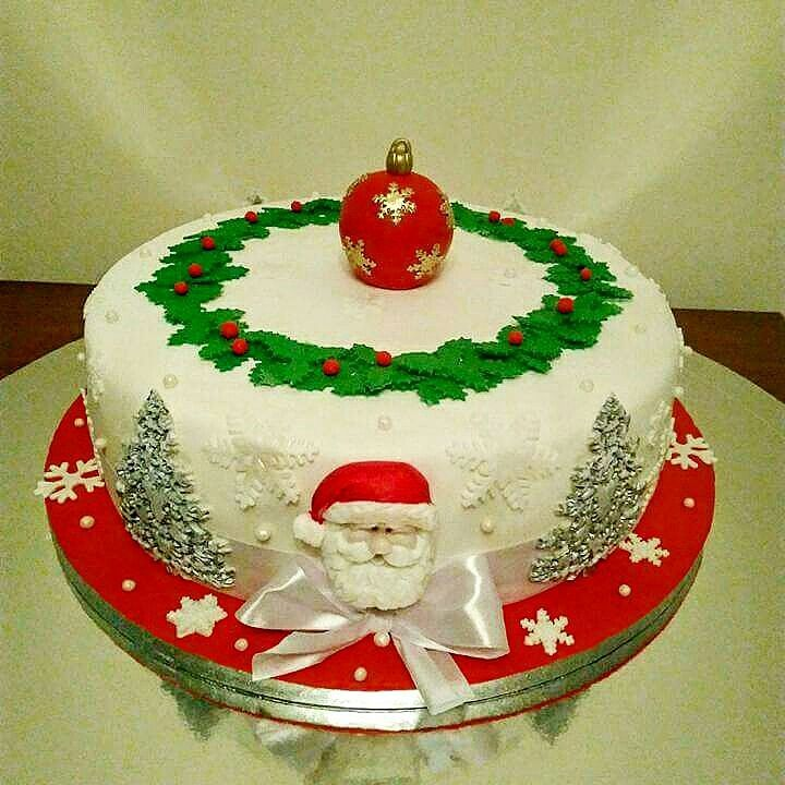 Christmas Cake Design 2018 : 45 Festive Ideas To Bring To Your Christmas Cake Decor