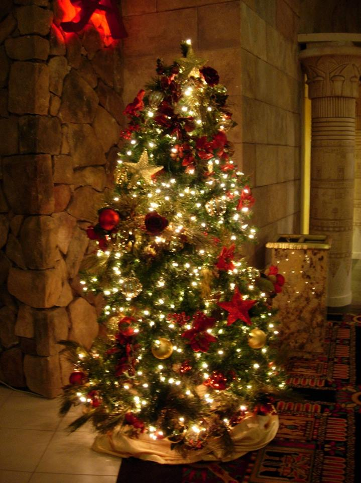 Amazing Light And Ornaments Decor