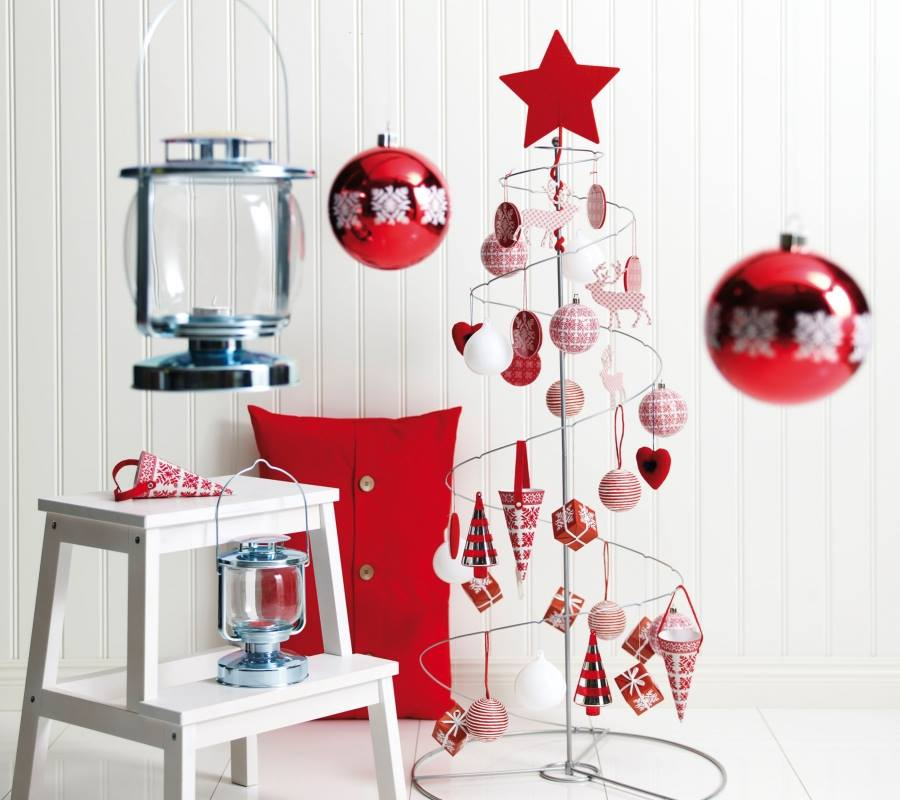 Attractive And Easy Christams Home Decor Idea