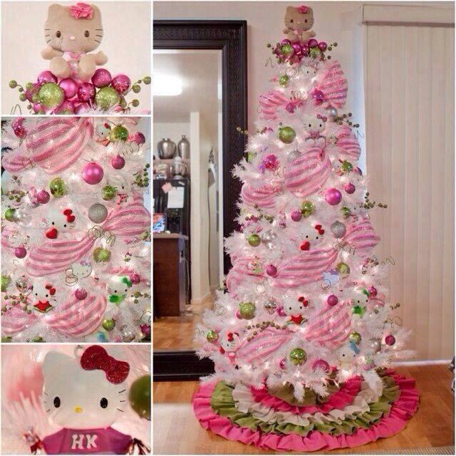 DIY Kitty Christmas Tree