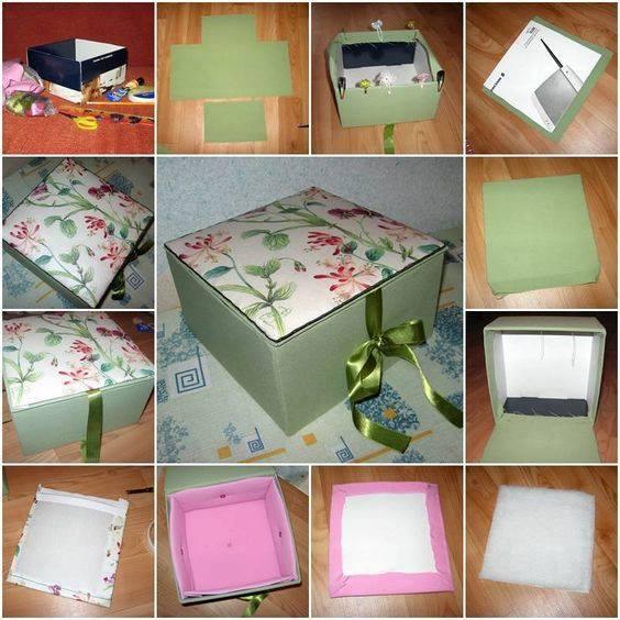 Dashing DIY Gift Box