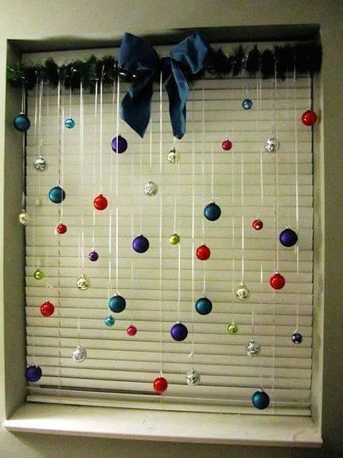 Easy But Stunning Colorful Ornaments Decoration