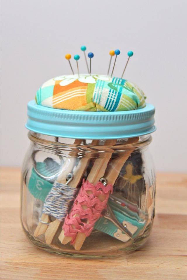 Great DIY Sewing Kit Gift