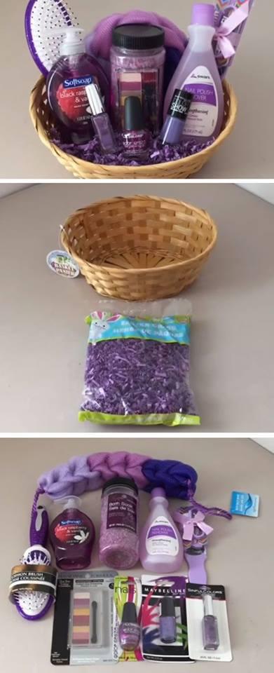 Ideal Basket Gift For Mother