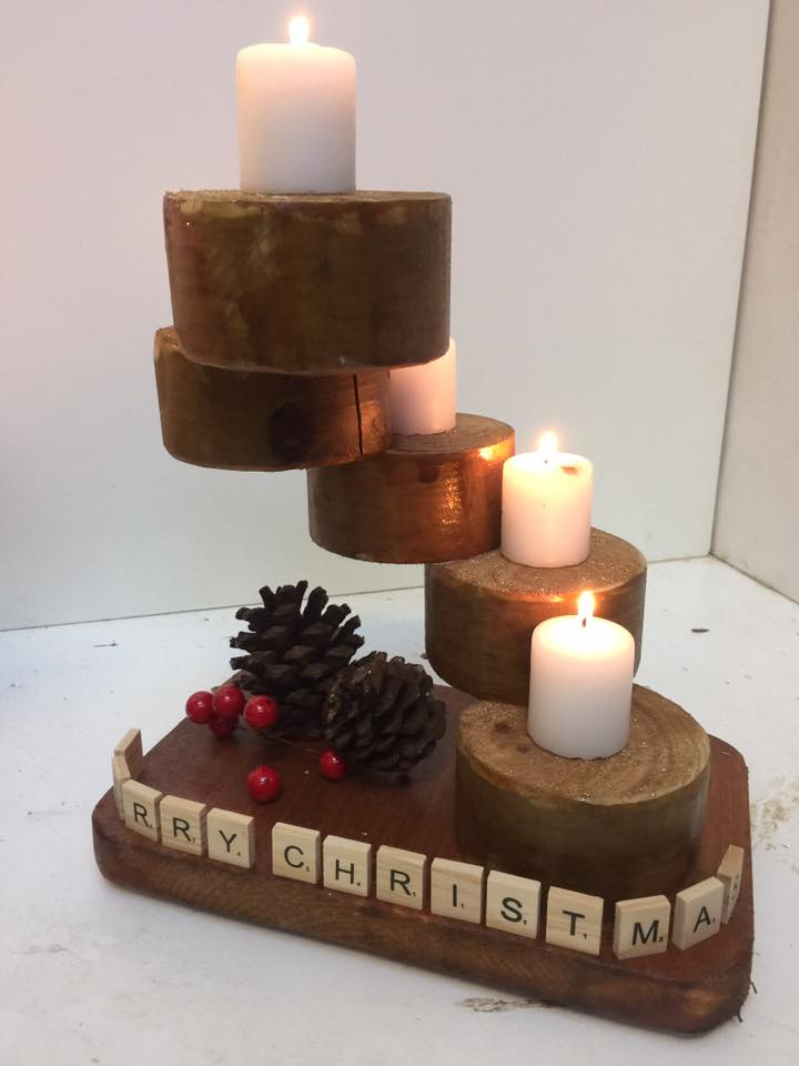Impressive Way To Decor Your Room With Candles