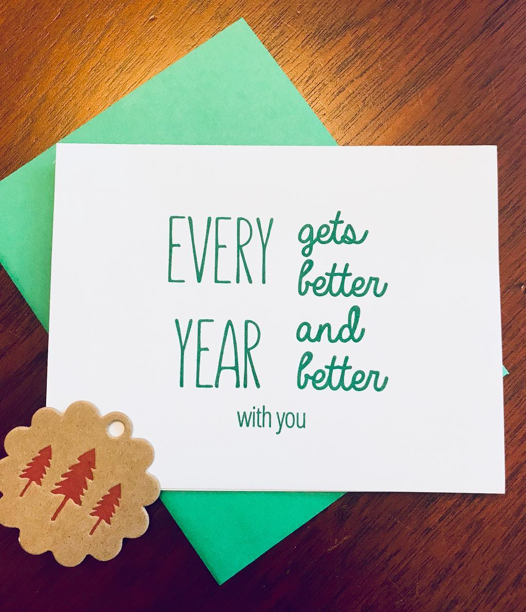 35 lovely diy new year card ideas for the ones who love crafting