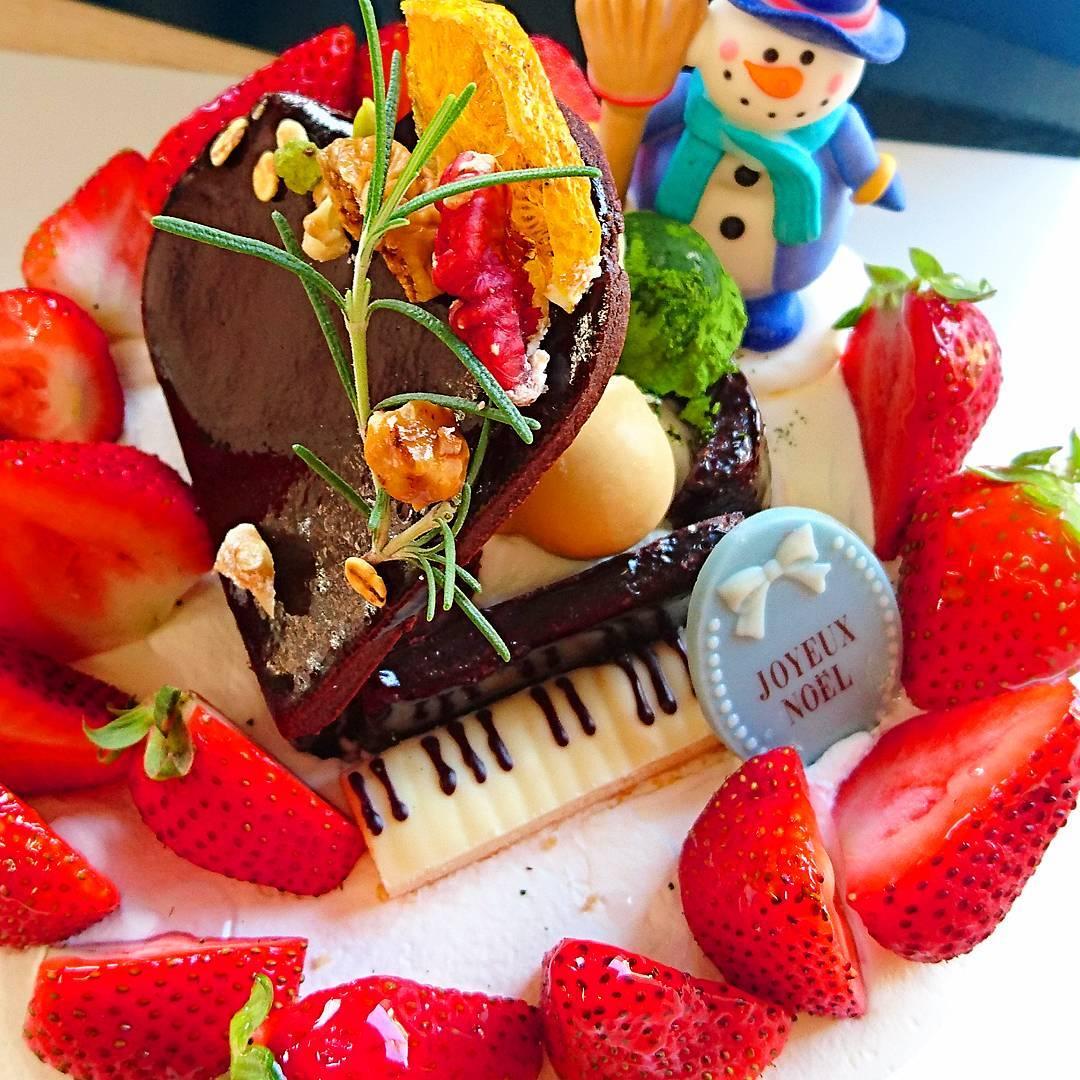 Marvelous Christms Cake Design