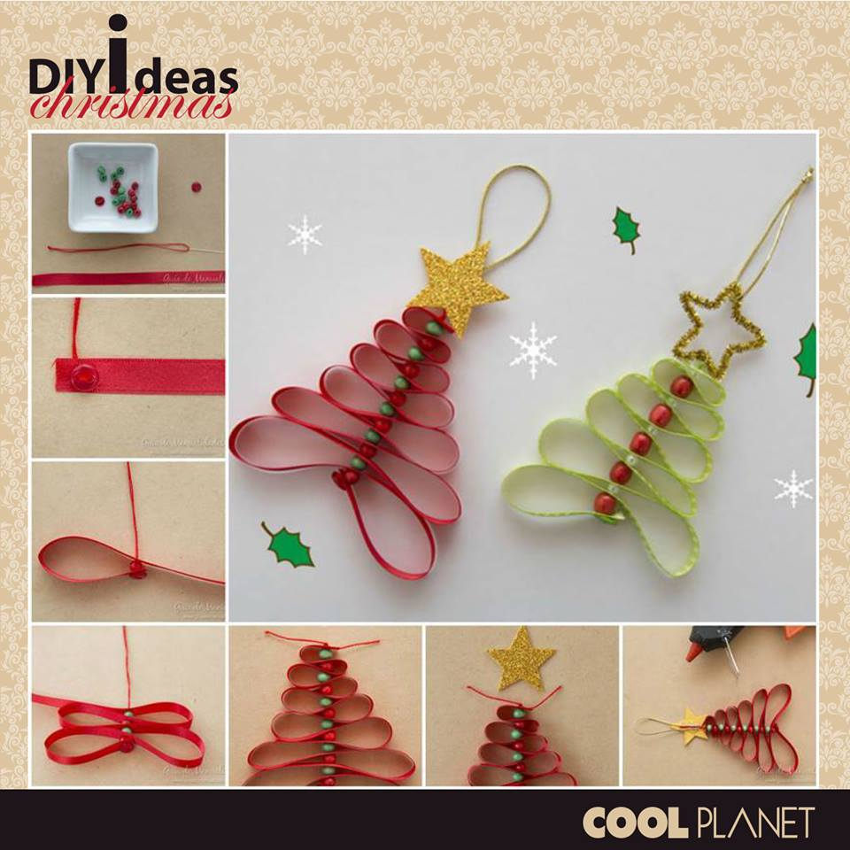 Mind-Blowing DIY Christmas Tree Decor Idea