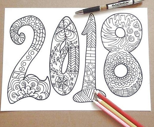 Mind-Blowing Designer New Year Greetings