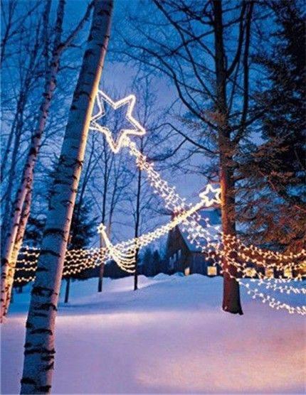 Outstanding Outdoor Light Decor Idea