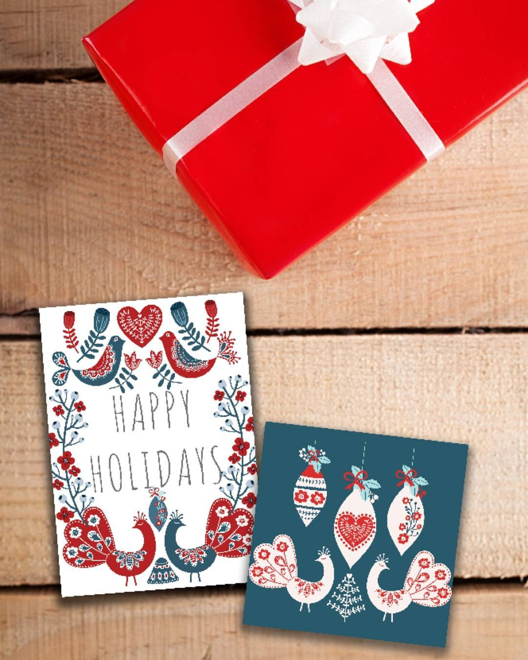 35 lovely diy new year card ideas for the ones who love crafting pretty holidays card idea m4hsunfo