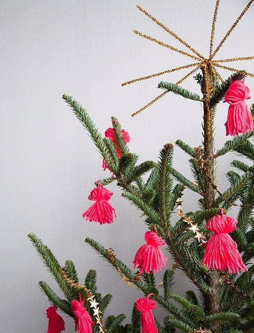 Pretty Tree Ornaments