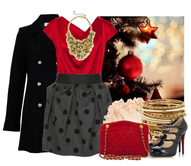 45 Trendy Ideas for Christmas Party Outfits