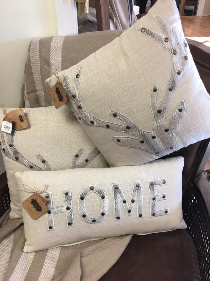 Stylish Reindeer Pillow Covers