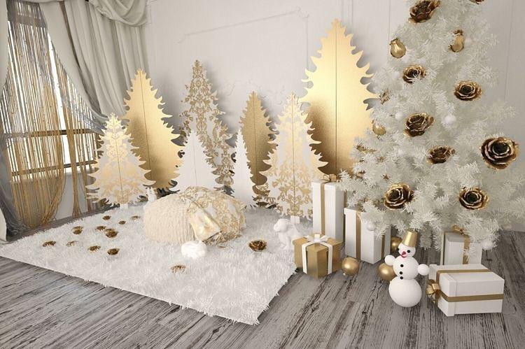 Swanky Christmas Decor Ideas