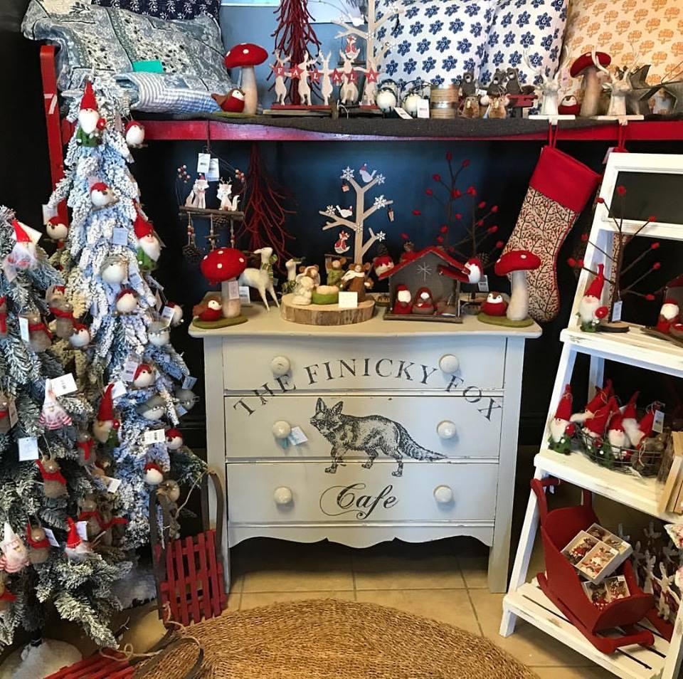 Swanky Home Decor For Christmas