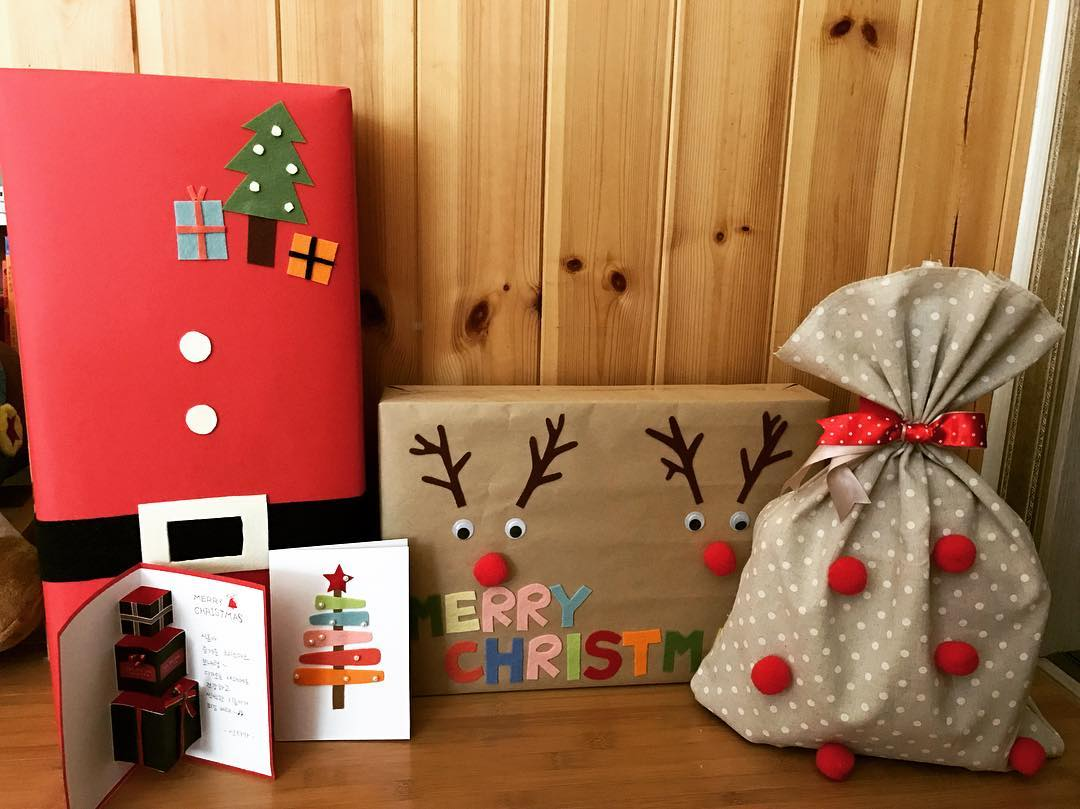 Wonderful Idea Of Handmade Gifts And Card