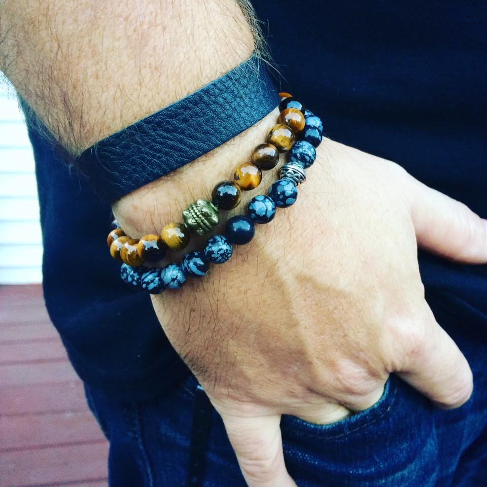 Awesome Beaded Bracelet For Him