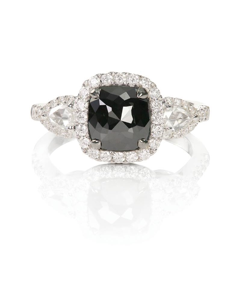 Charismatic Diamond Ring For Engagement