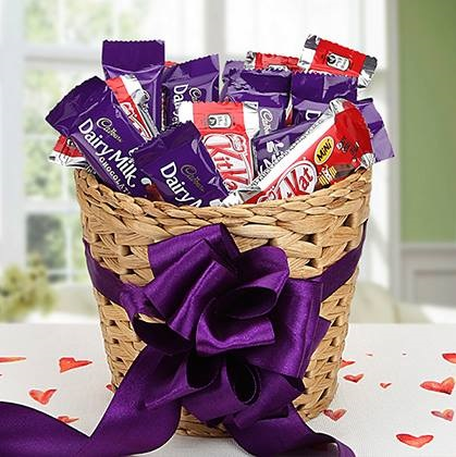 Chocolate Is Perfect For Romantic Day