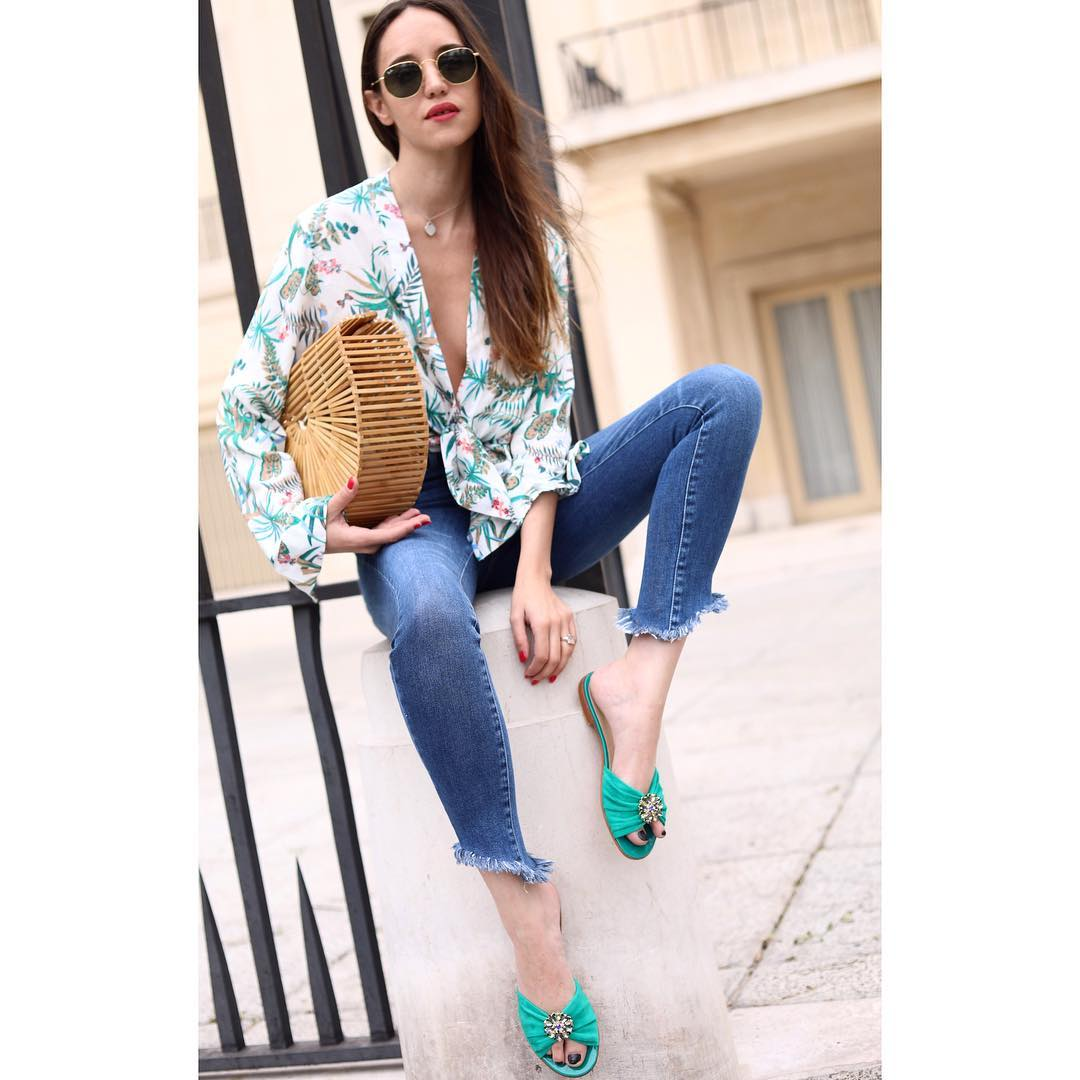 Classic Spring Outfit To Look Gorgeous