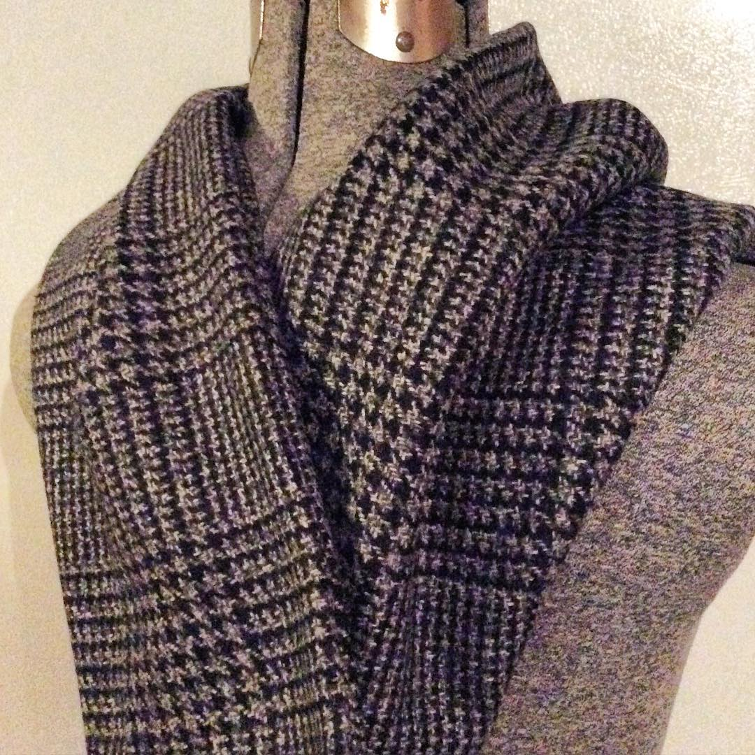 Classic Woolen Scarf For Men