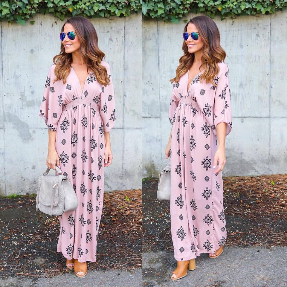 Cool Maxi Dress Perfect For Work