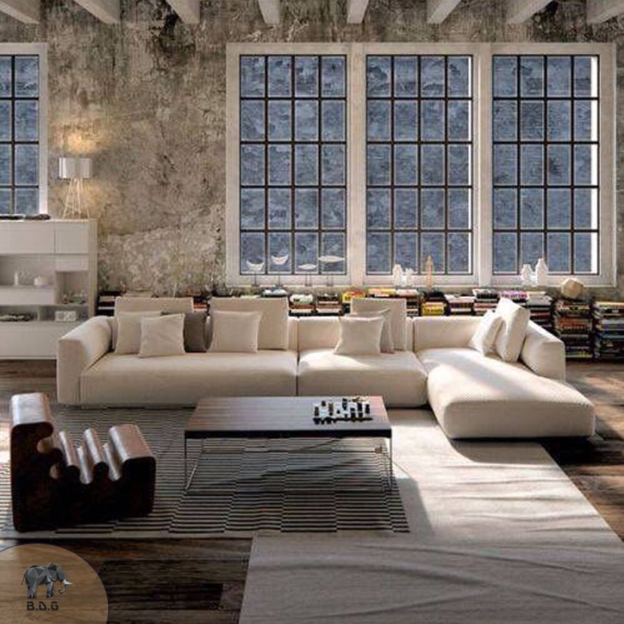 Creative Concent In Living Area