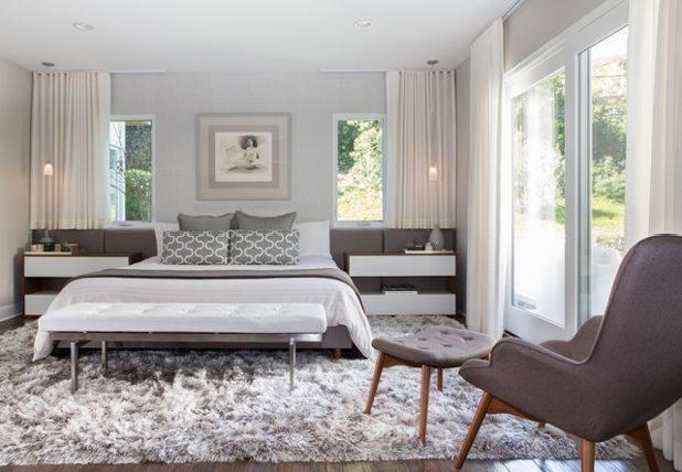 Dashing Contemporary Bedroom Design