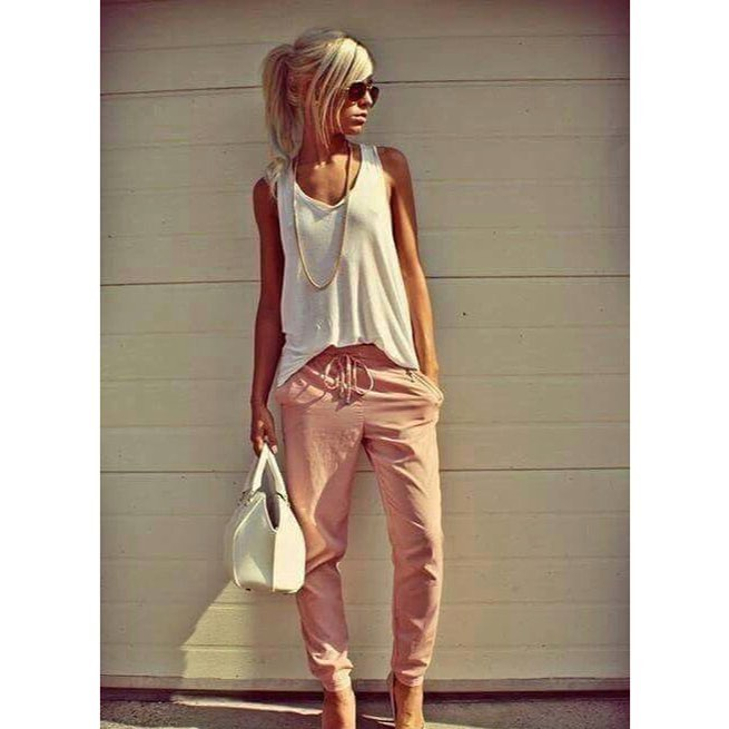 Fantastic Street Style Summer Outfit