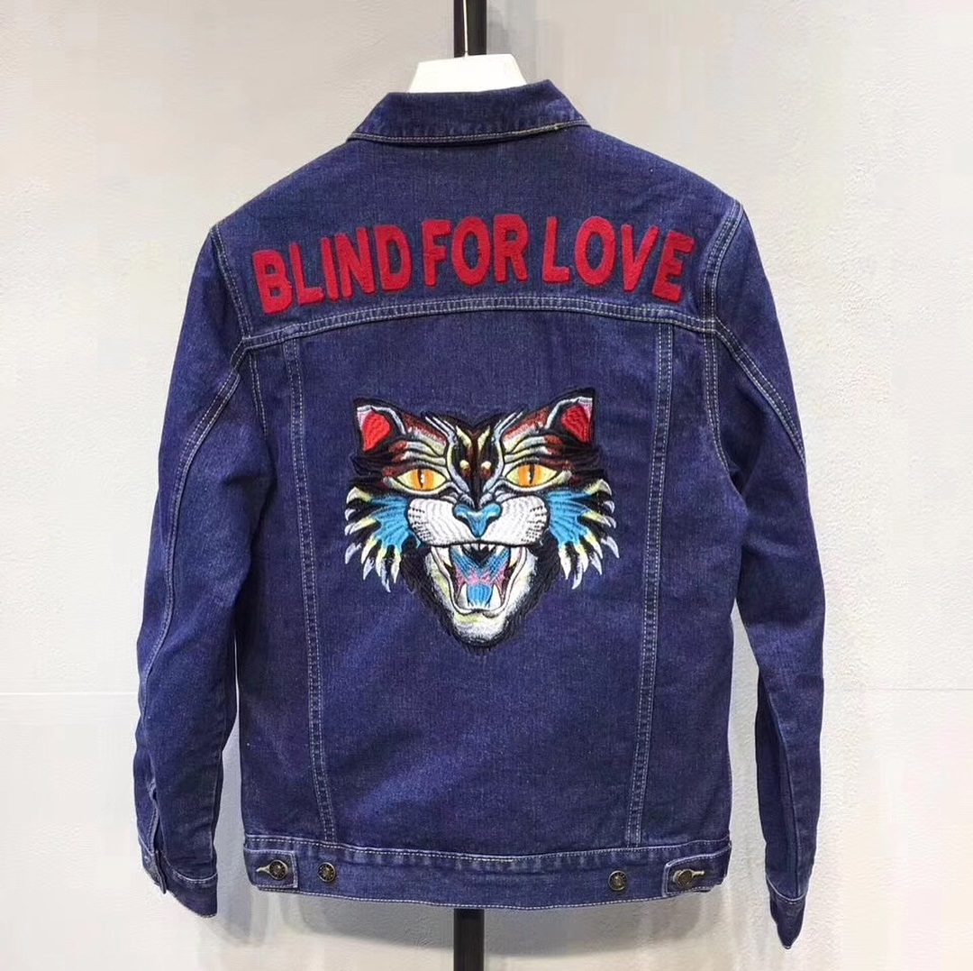 Fashionable Denim Jacket