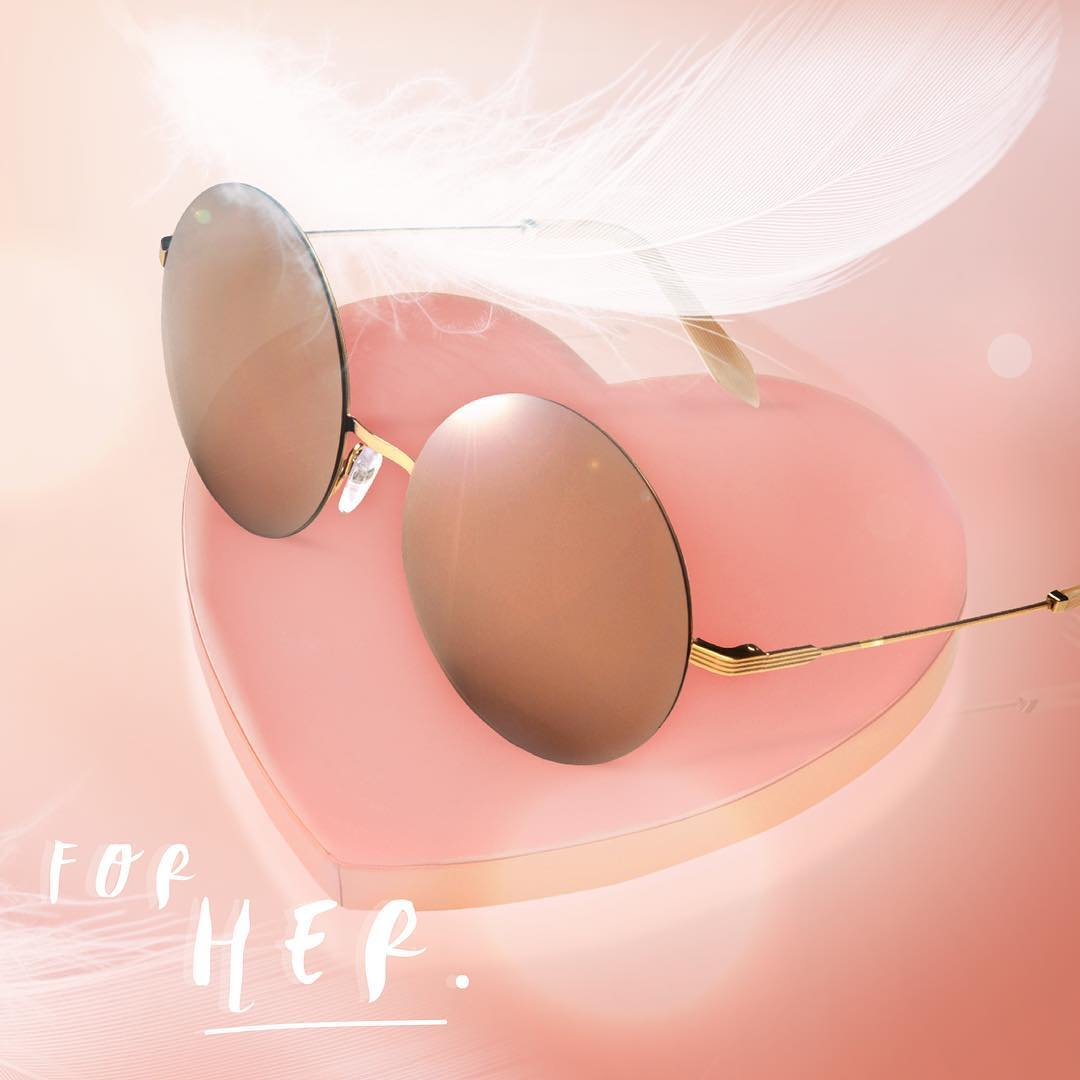 Fashionable Sunglasses For Special Women
