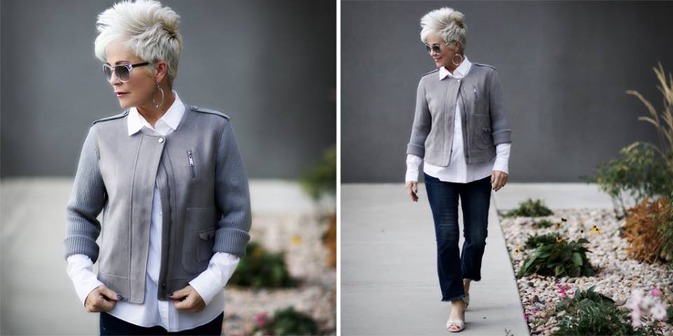 Faux Suede Moto Jacket Perfect Fall All Occasion In Fall