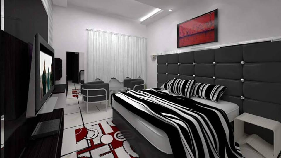 Passionate Contemporary Room Decor