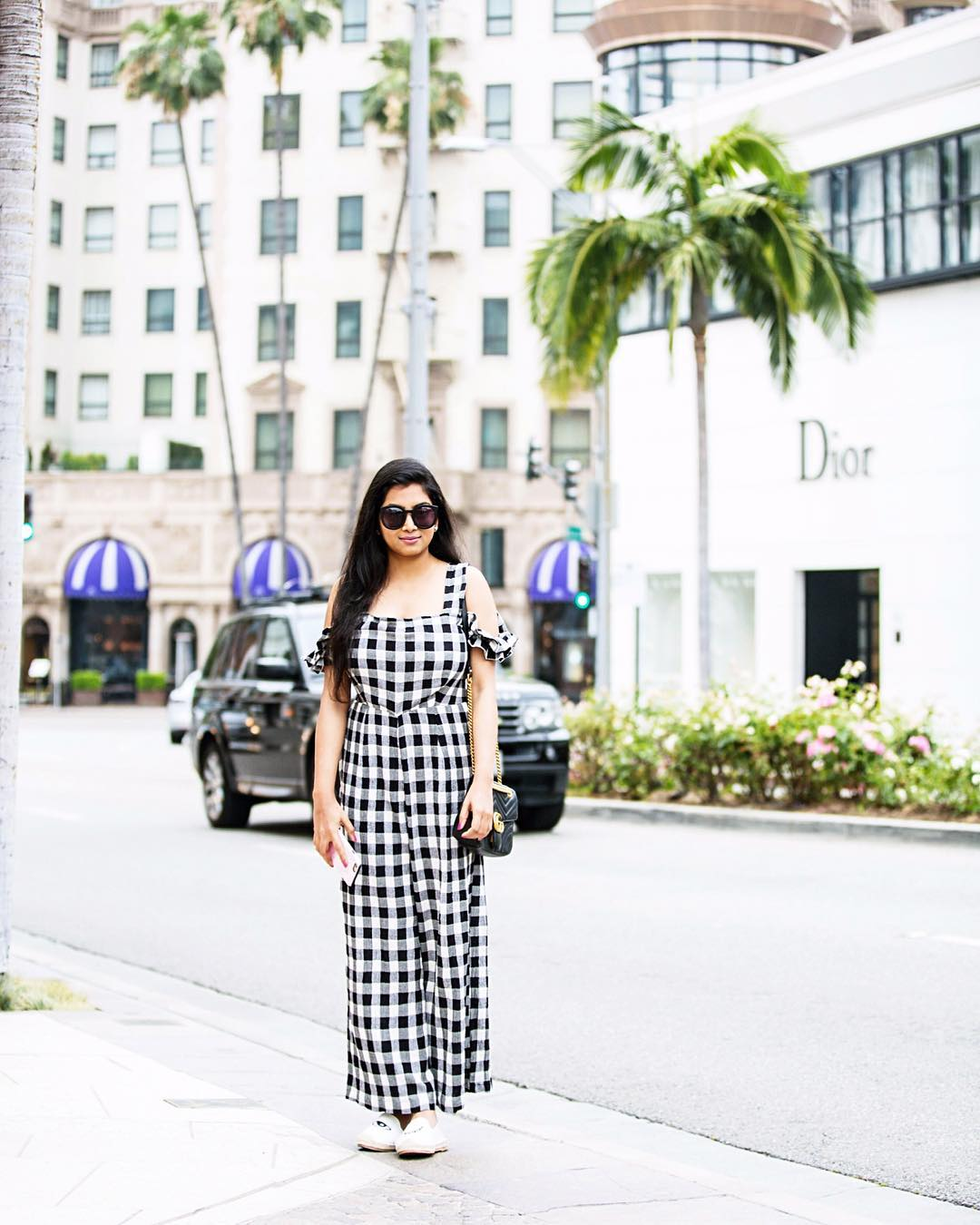Ravishing Gingham Jumpsuit