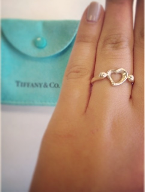 Ravishing Heart Shape Ring Perfect Idea To Gift Her