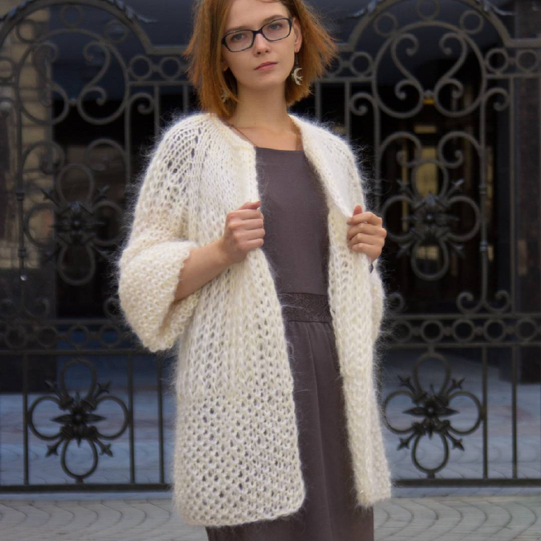 Soft Warm Cardigan Perfect For Winters