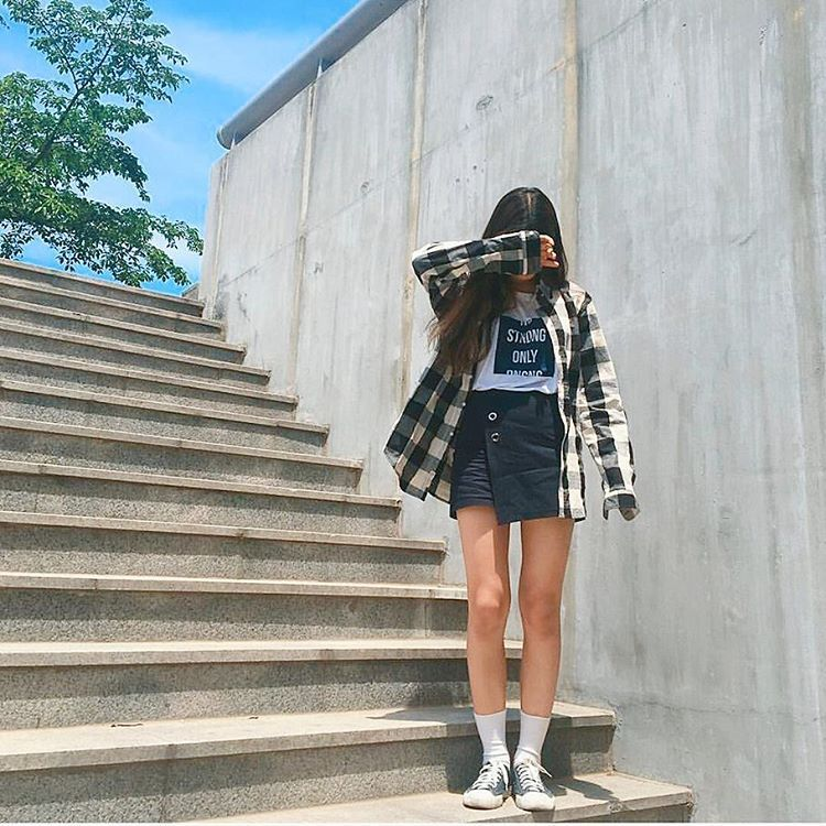 Charismatic School Spring Outfit