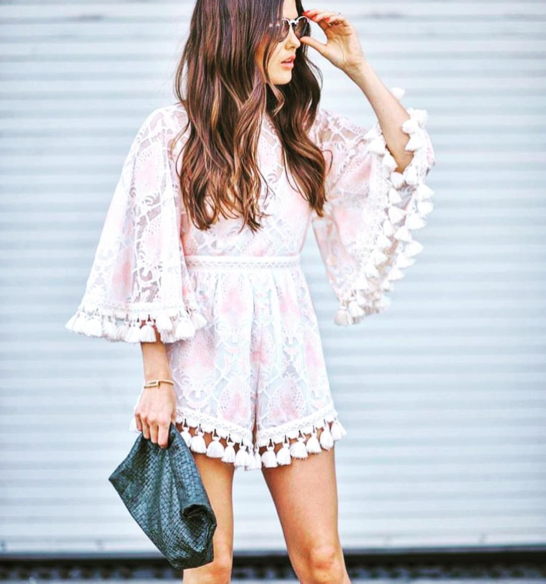 Dazzling Romper Perfect For Summer