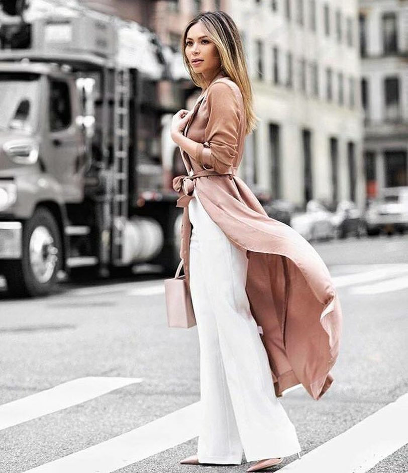 Stylish Spring Outfit