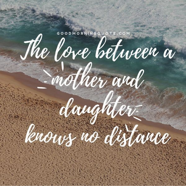 Mother And Daughter Love Quotes: Mother Daughter Quote-46